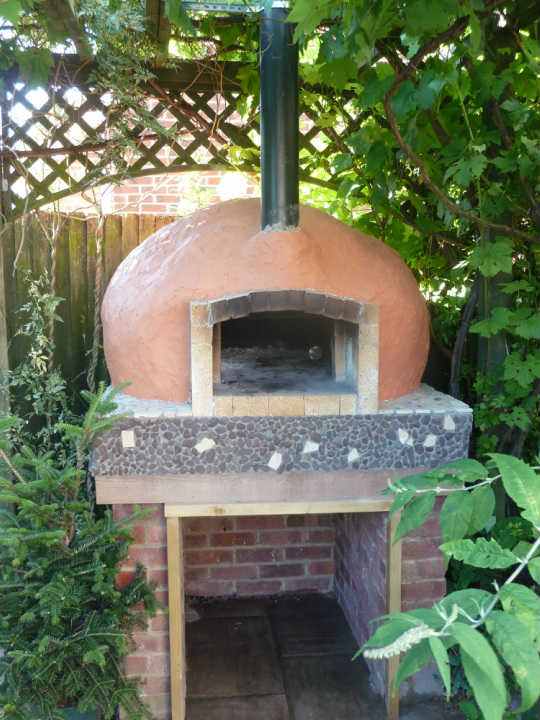 how to build a wood fired oven introduction and design