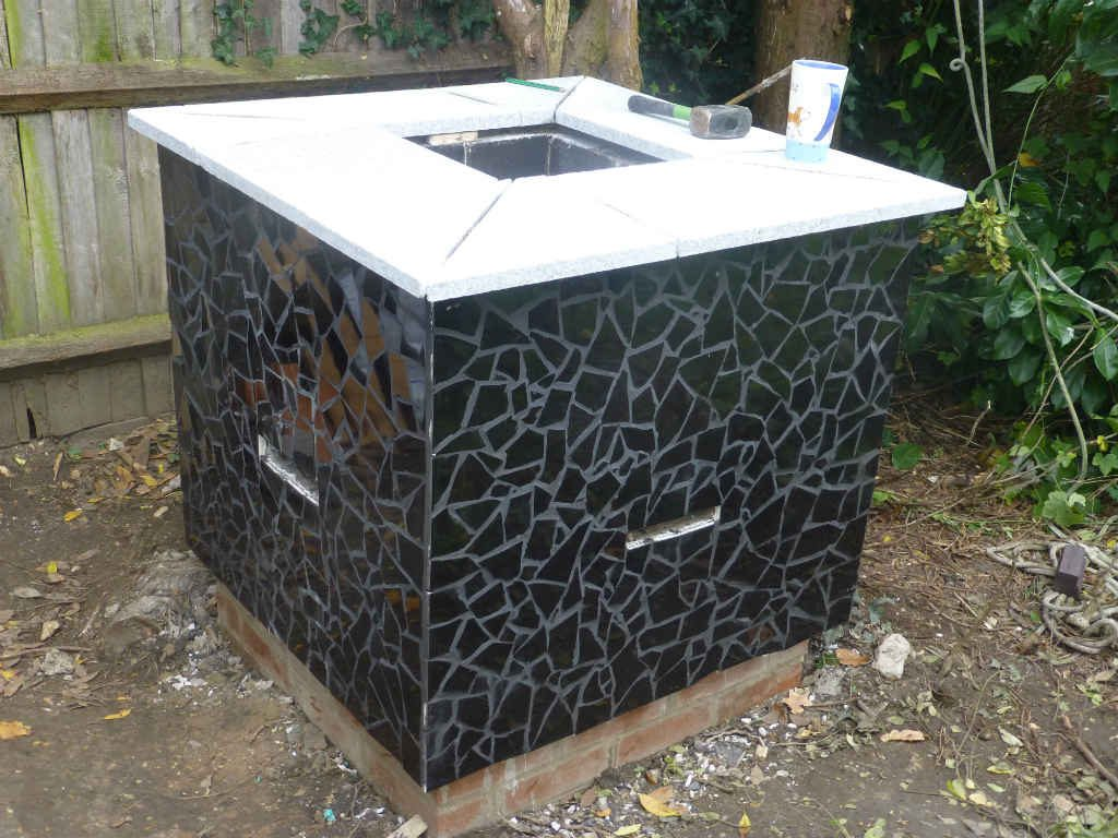 How to build a tandoor oven - quick, cheap and easy